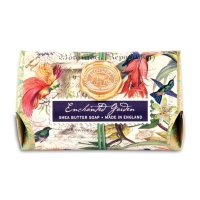 Enchanted Garden Large Bath Soap Bar