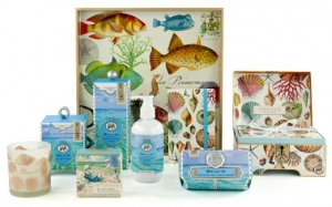 Michel Design Works By the Sea, Shells and Lobster Collection