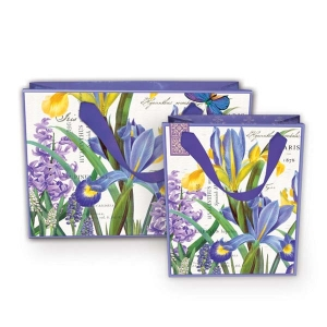 Hyacinth Iris Large Gift Bag