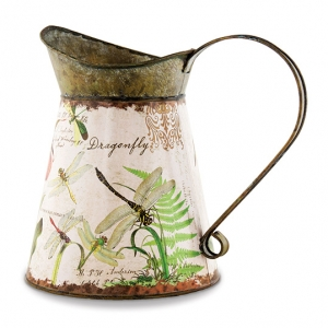 Decorative Tin Watering Cans