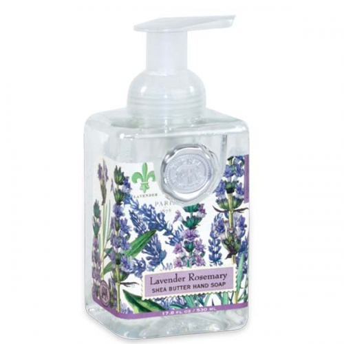 Michel Design Works Foamer Soap Lavender Rosemary