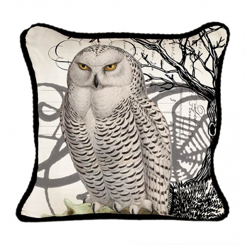 Michel Design Works Square Pillows Trick Or Treat