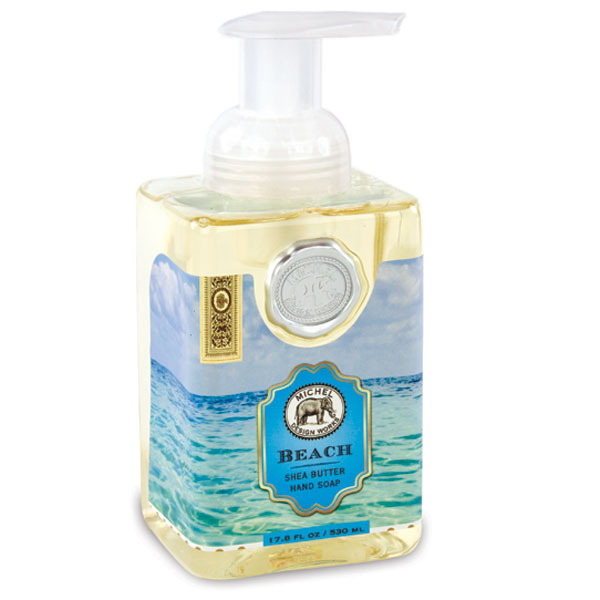 Michel Design Works Foaming Hand Soap Beach