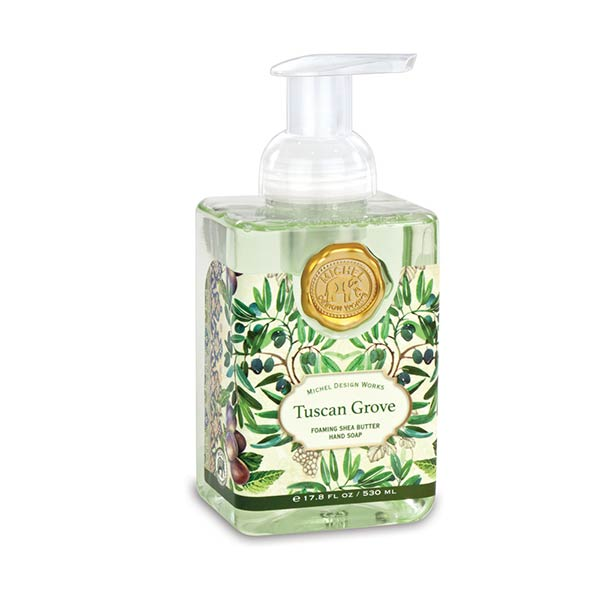 Michel Design Works Foaming Hand Soap Tuscan Grove