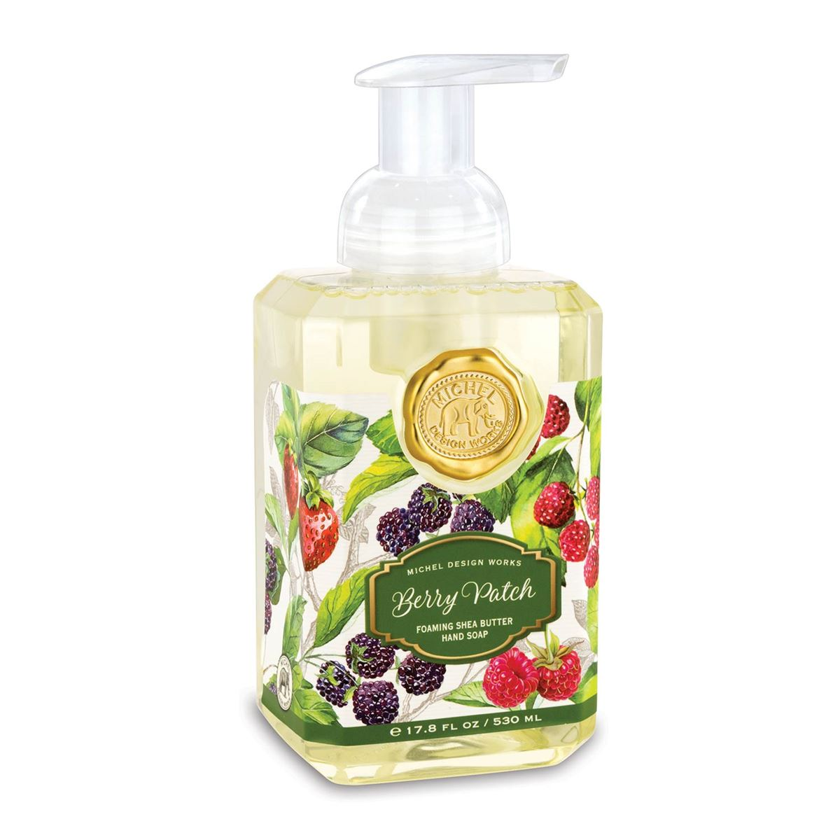 Foaming Hand Soap By Michel Design Works Berry Patch