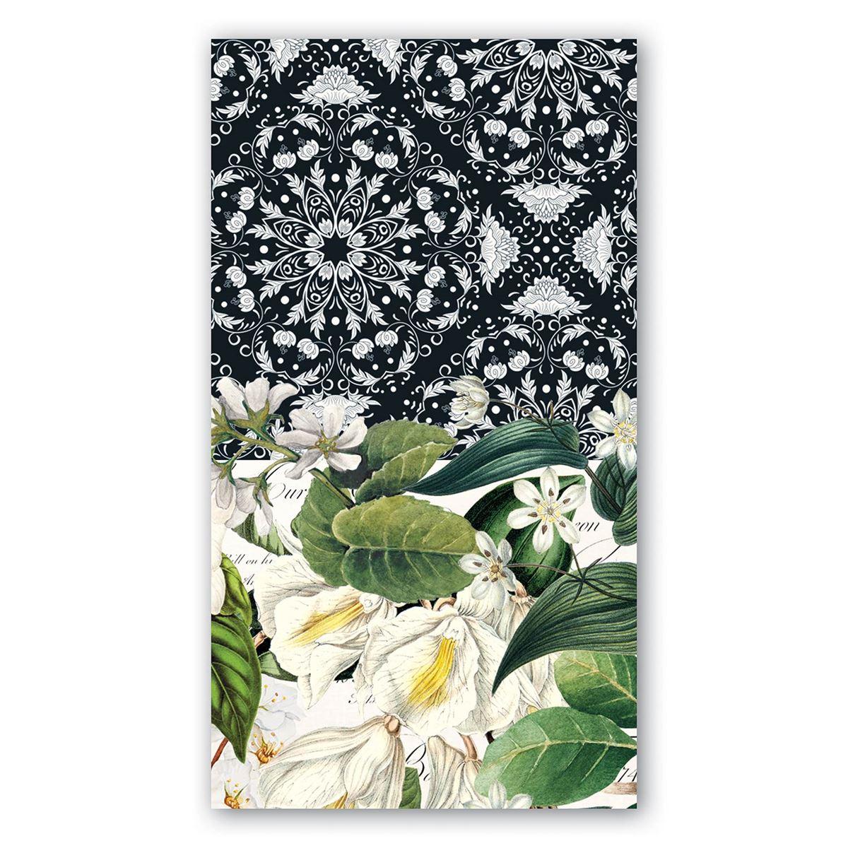 Michel Design Works Hostess Napkins Sunflower