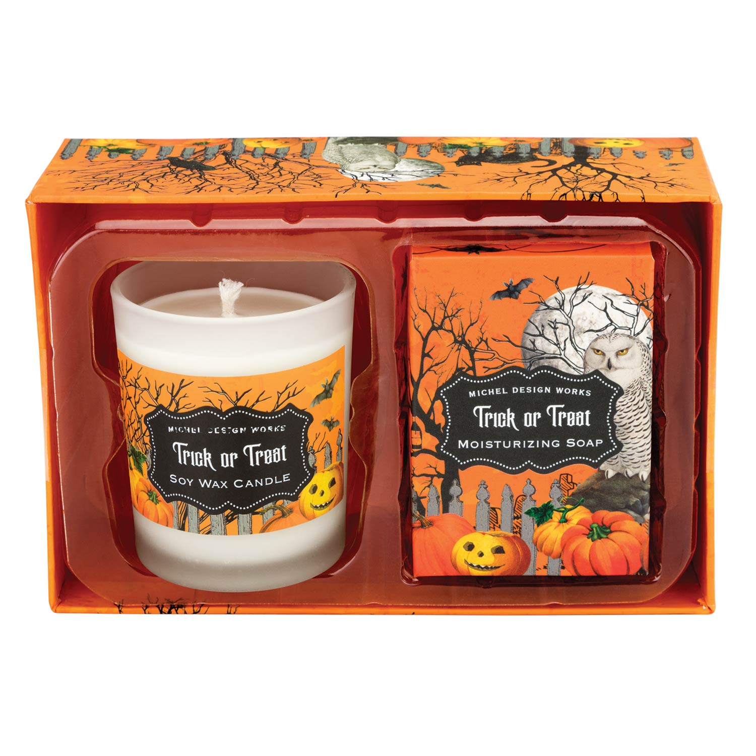 Michel Design Works Candle Amp Soap Gift Sets Trick Or Treat
