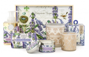 Michel Design Works Lavender Rosemary Collection