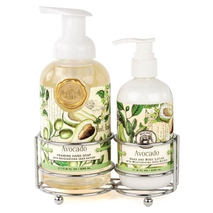Soap and Lotion Caddy Sets