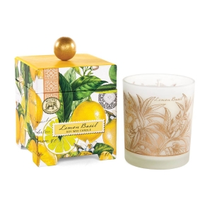 Michel Design Works handmade all-natural 100% soy wax , a renewable