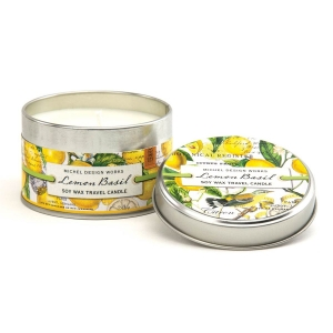 Tin Travel Candles