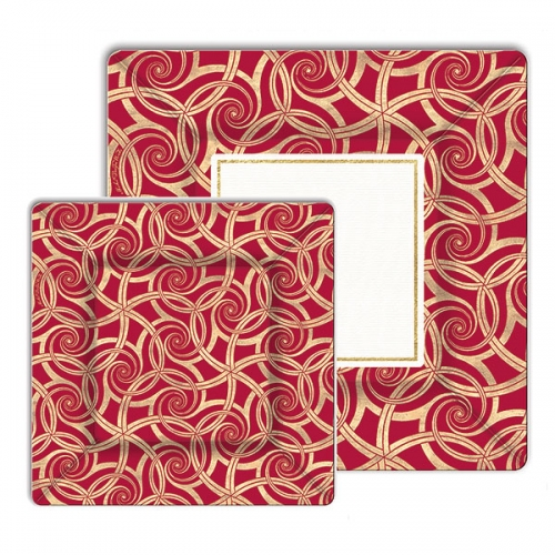 """a:1:{s:2:""""EN"""";s:28:""""Red Swirl Large paper Plates"""";}"""