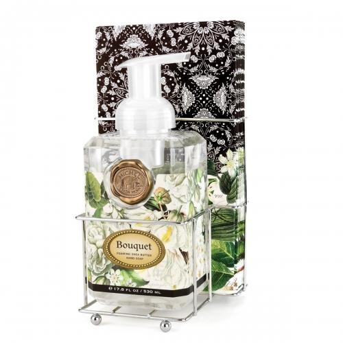 Bouquet Foaming Soap Napkins Set By Michel Design Works